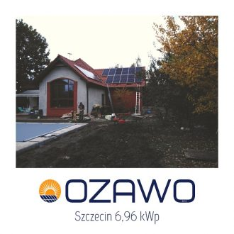 Szczecin 6,96 kWp