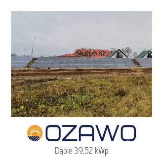 Dąbie 39,52 kWp